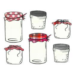Jar clipart jam jar