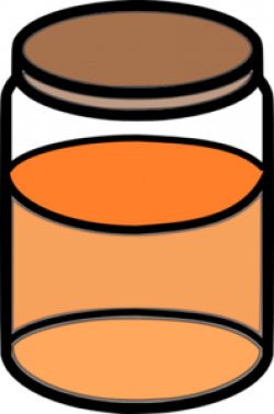 Jar clipart jar honey