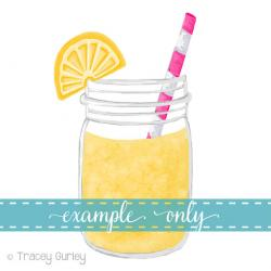 Jar clipart orange