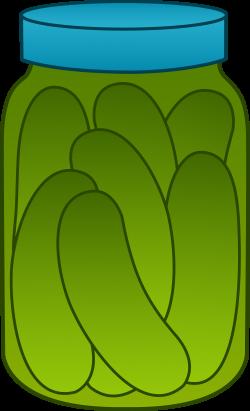 Pickles clipart cucumber
