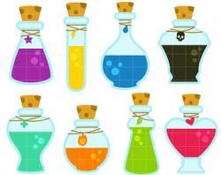 Jar clipart potion