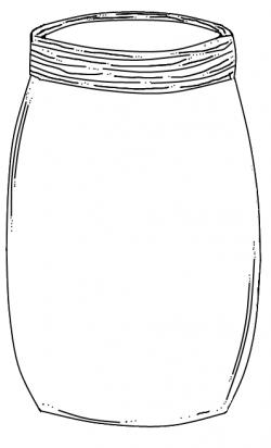 Jar clipart sketch