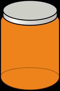 Jar clipart vector