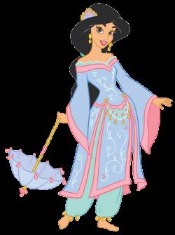 Jasmine clipart princes