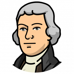 Jefferson clipart