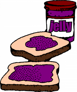 Peanut Butter clipart grape jelly