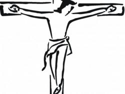 Jesus clipart Jesus On The Cross Clipart