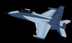 Aviation clipart jet