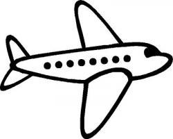 Mini clipart plane