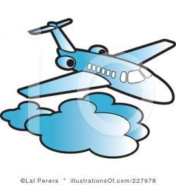 Jet clipart airplain