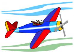 Aviation clipart cartoon