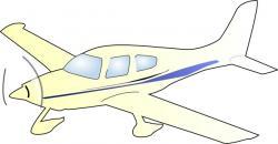 Jet clipart cessna airplane