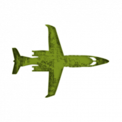 Jet Fighter clipart icon