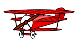 Aviation clipart old plane