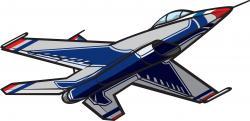 Jet clipart thunderbird