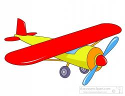 Jet clipart toy