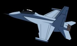 Jet clipart war plane