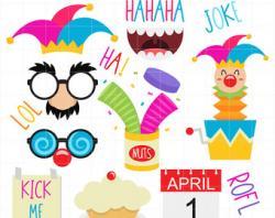 Joker clipart april fools