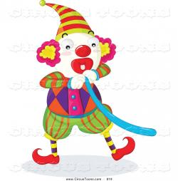 Clown clipart circus joker