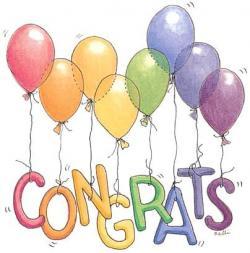 Cracker clipart congratulation