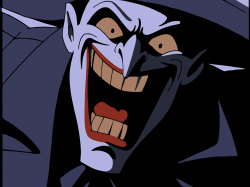 Joker clipart batman animated series