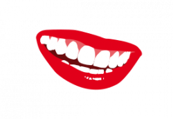 Joker clipart mouth