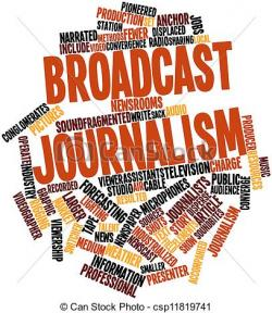 Microphone clipart broadcast journalism