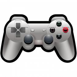 Controller clipart cartoon