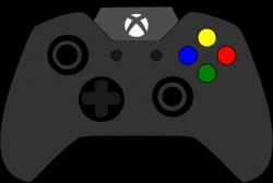 Controller clipart xbox one controller