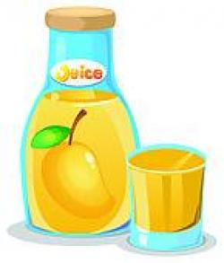 Juice clipart mango juice