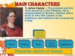 Julius Caesar clipart