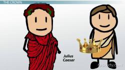 Julius Caesar clipart Julius Caesar Scene Drawing