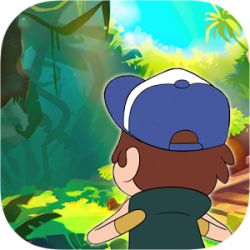 Jungle clipart mysterious