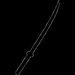 Katana clipart samuri