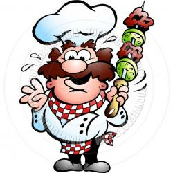 Kebab clipart cartoon