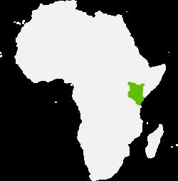 Africa clipart kenya