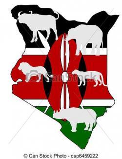 Kenya clipart