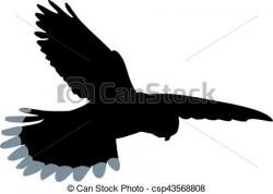 Kestrel clipart english