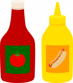 Barbecue Sauce clipart condiment
