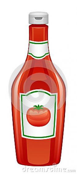 Sause clipart ketchup