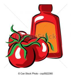 Sause clipart tomato sauce