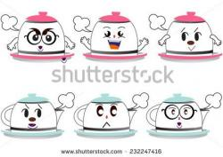 Kettle clipart angry