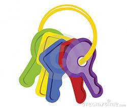 Key clipart baby toy