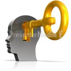 Serenity clipart keyhole