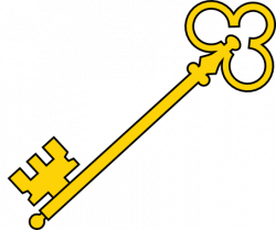 Key clipart magic key