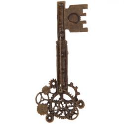 Key clipart steampunk