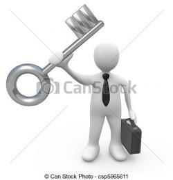 Key clipart success clip art