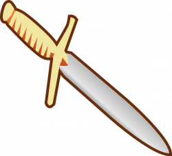 Dagger clipart animated