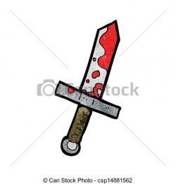 Sword clipart bloody sword
