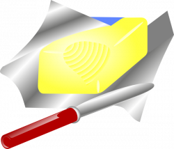 Butter clipart transparent